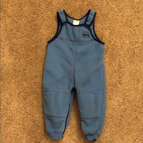 be4d9a47266f Patagonia fleece overall winter layer. M 5af7b736fcdc311d81e4c396. Other One  Pieces ...